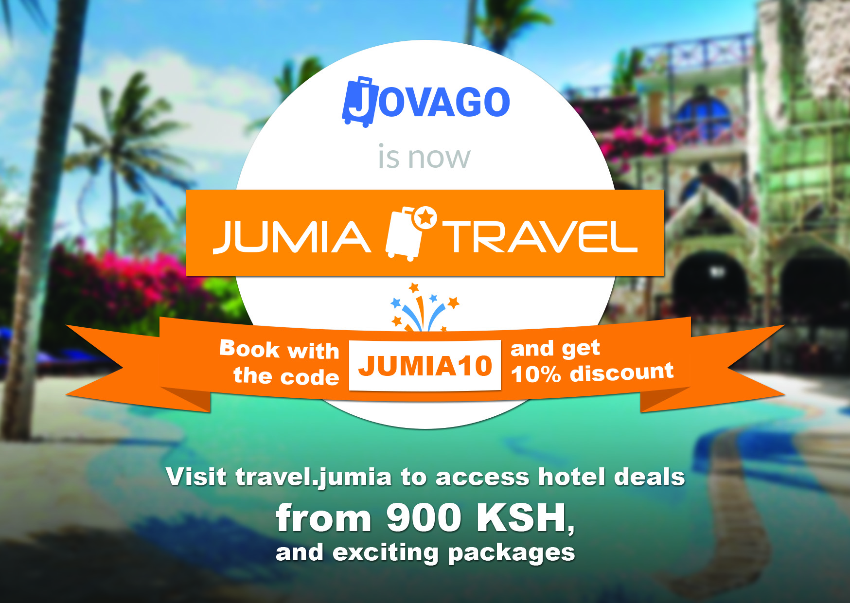 Flyers Jumia Travel